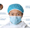 FDA CE ISO Approved 3ply Disposable Face Mask for Personal Supply