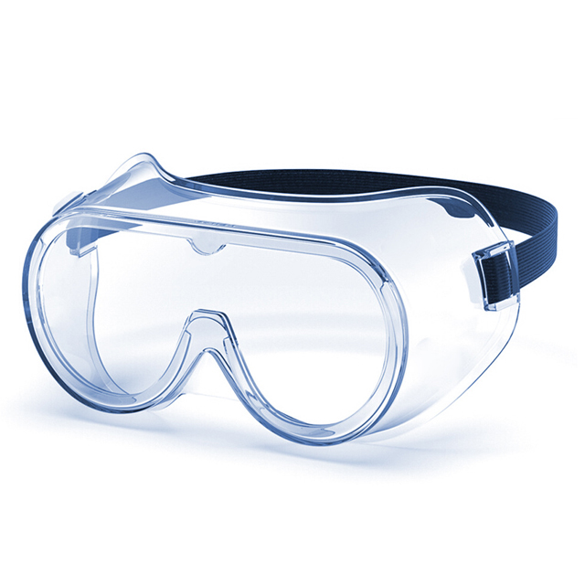 Transparent Safety Protective Eyes Protector Goggles