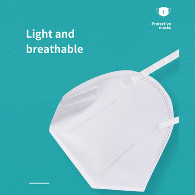 High Quality 4ply Disposable Non-Woven Face Mask