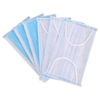 Low MOQ Non-Woven 3-Ply Disposable Protective Mask